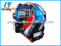 "Arcade popular racing machine-32"" Capsule Shape Cannonball run-CY-RM28"