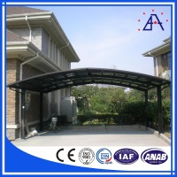 Brilliance European Standard Aluminum Garage Roof For Sale