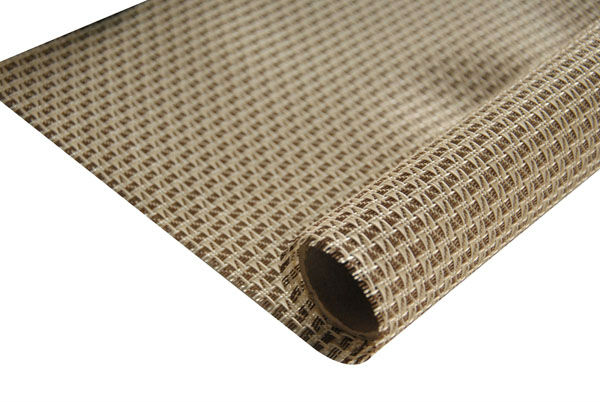 Recycled PVC compound mesh for shoes or beach chair