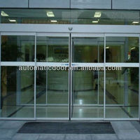 Popular sliding door with system