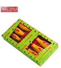7pcs insulate screwdriver VDE Tools screwdriver set