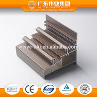 Fashional designed china aluminium profile manufacturer producer
