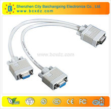 factory hot sell s-video to vga cable