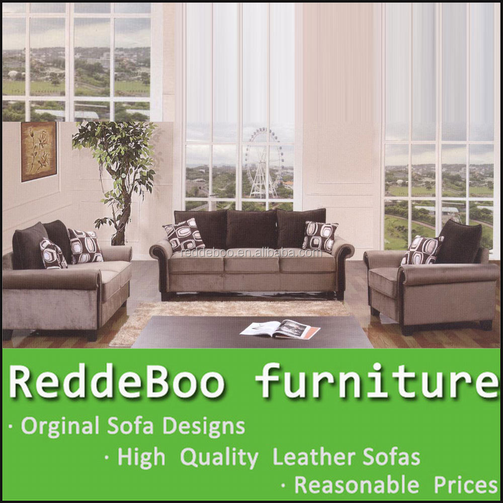genuine leather combined with fabric sofa set, ashley furniture fabric