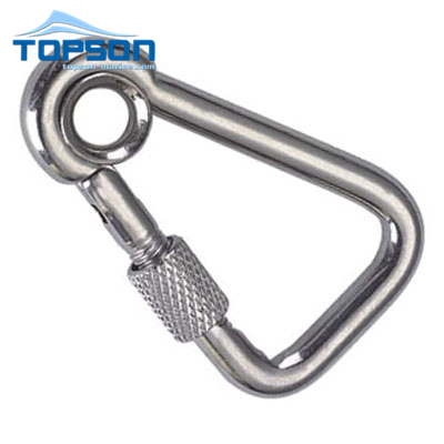 Rigging Hardware Stainless Steel Spring Hook