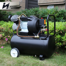 Portable 220V industry spray paint airbrush reciprocating piston compressor