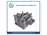Plastic Injection Mould made from machining