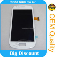 New product wholesale price for samsung galaxy s3 mini i8190 lcd touch screen