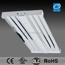 IP65, 6000K SMD 3030 200W Industrial Lighting LED High Bay Lighting, New square fins high bay light with Meanwell driver