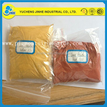 powder pigment iron oxide red 101/110/130/160/190 paste for coloring dry wood