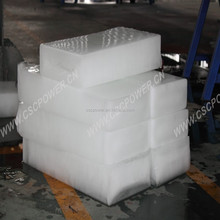 commercial 10t containerized block ice machine with crane system