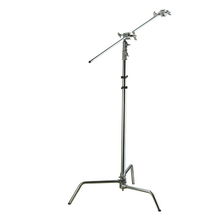 Photo Studio Accessories Strong steel material and enhance surface plated C-stand Magic Arm light stand