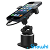 Showhi mobile phone security anti theft display stand for store exhibition with strong chagring cable HSR8502