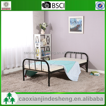 2015 Cheap Metal Bed Frame Fabrication Small Single Bed Frames - Buy ...