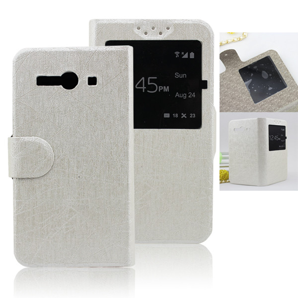 High quality flip cover case for lenovo s920