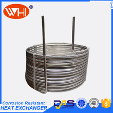 coiled tubing units sale, coil heat exchanger design,coil tube in a shell