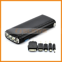 2600mah Solar Outdoor Camping Light Solar Battery Mobile Power Bank for HTC One