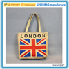 Wholesale / Custom Soft Foldable Tote Women's Shopping Bag Shoulder Carry Bag Lady Handbag in stock