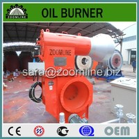 Diesel burner for boilers