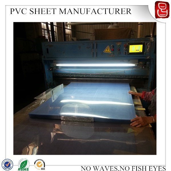 Rigid transparent pvc film pvc clear sheet