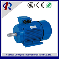 Hot sale Y2 series 5.5kw 7.5hp three phase ac electric motor for widely use