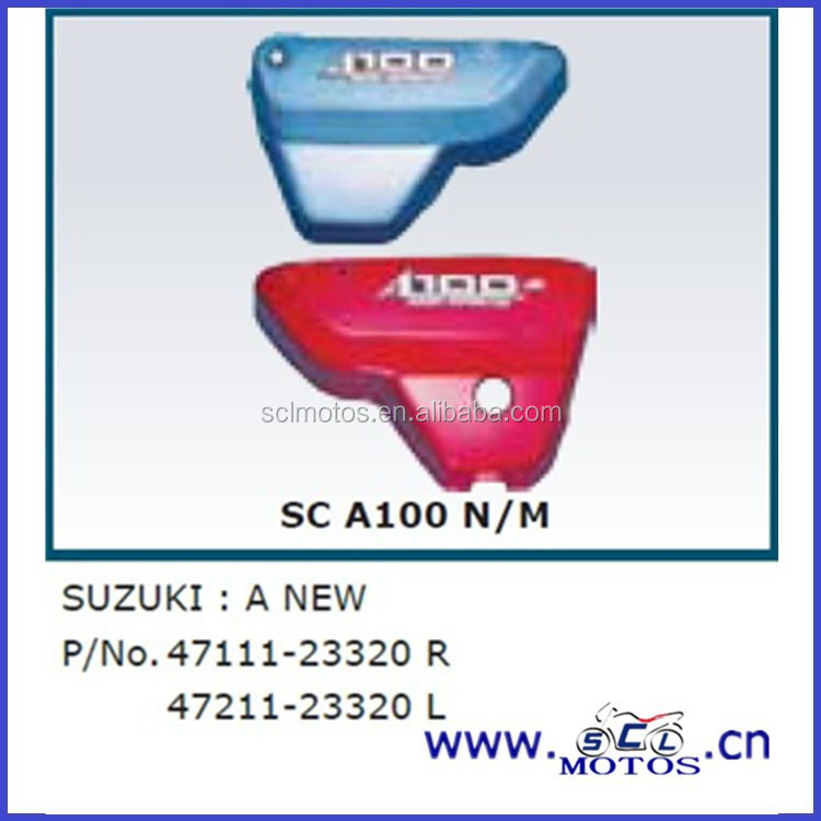 SCL-2013110012 Scooter plastic body parts for Suzuki