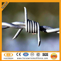 2014 NEW design drawing barb wire and professional manufacture