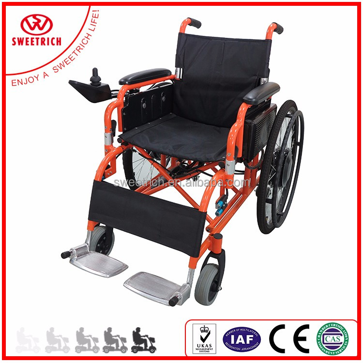 Best Quality New Styte Battery Operated Wheelchair