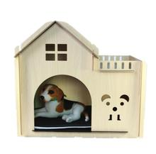 High quality wooden/mdf outdoor dog house