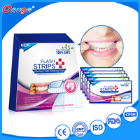 Professional Dental Use White Strips Teeth Whitening