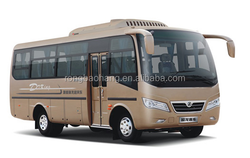Hot sale new energy bus Dongfeng EQ6668LBEVT electric bus