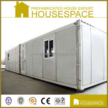 Prefab Environmental Friendly Site Container Office with Equipment