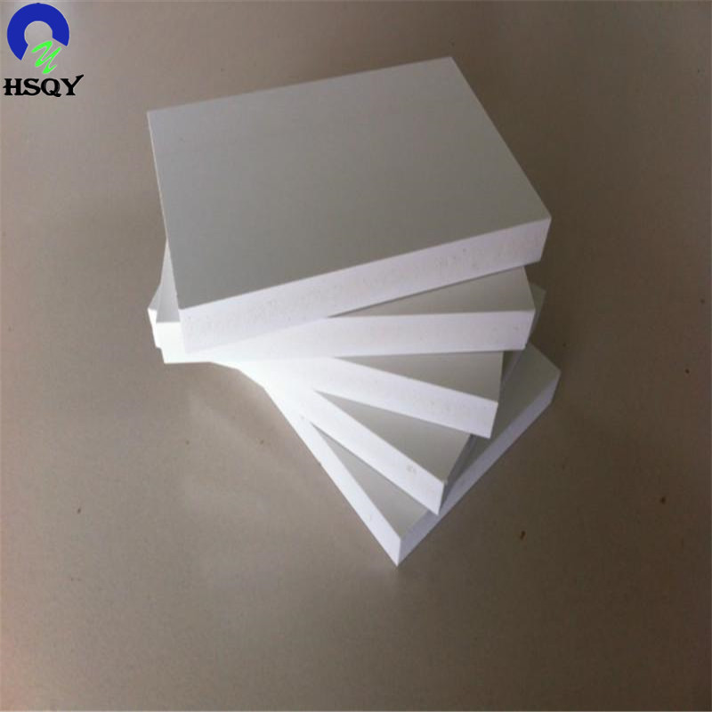 High Density Fireproof Kitchen Cabinets PVC Foam Board