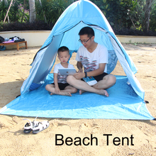 Hot Selling Pop Up beach tent,Kids sun shelter, Pop Up Tent UV50 Protection 2 Persons folding fishing Tent