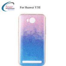 Color Changing Shining Glitter Phone Case For Huawei Mobile Case For Huawei Y3 II Case Phone Cover For Huawei Y3 II