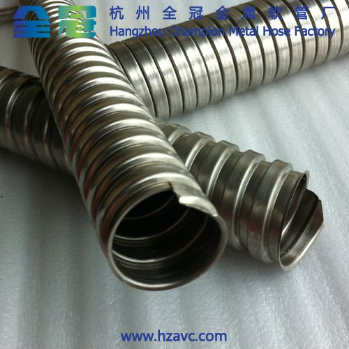 "2 1/2"" STAINLESS STEEL FLEXIBLE CONDUIT"