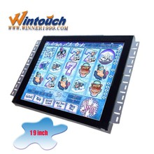 3M bezel IR touch screen game monitor work on POG pot o gold WMS IGT FOX340 GAMING BOARD