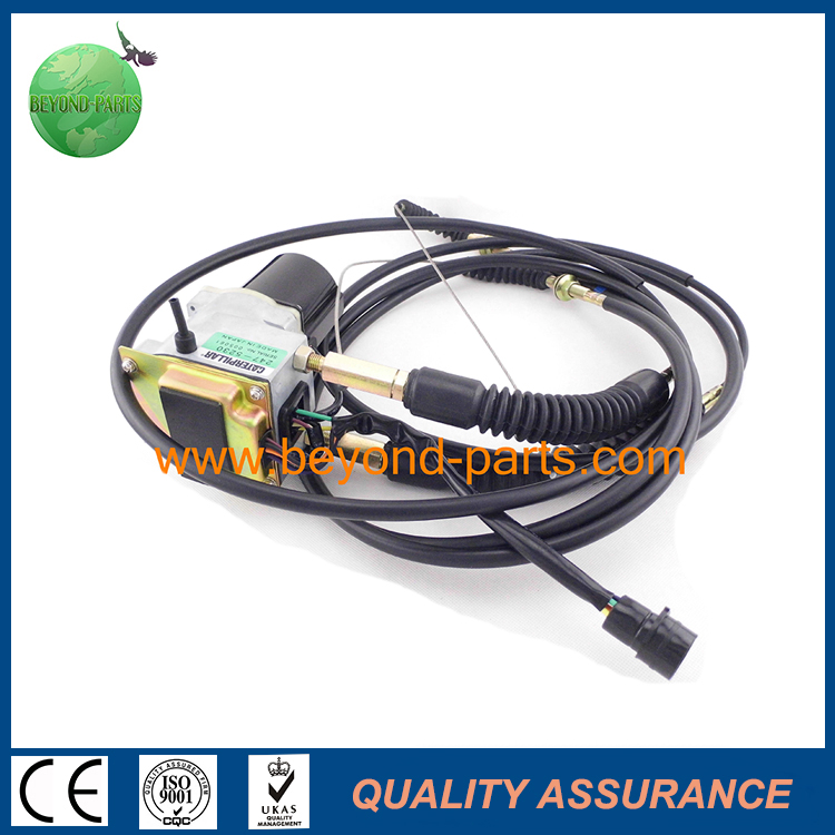 320 E320 throttle motor accelerator motor double cables 247-5230 7Y-3914