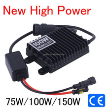 HID 75W Auto 100W 150WHID xenon ballast part truck headlight high power AC 12V 75W/100W yongfu japan hid manufacturers auto part