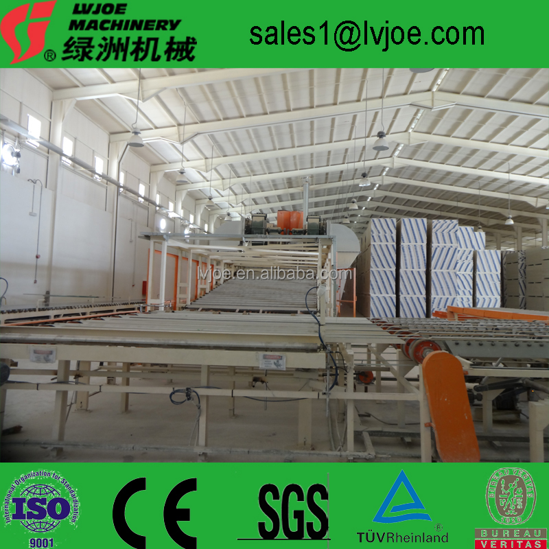 Industrial Automation Equipment/Gesso/Gypsum/Plaster Board Production Line