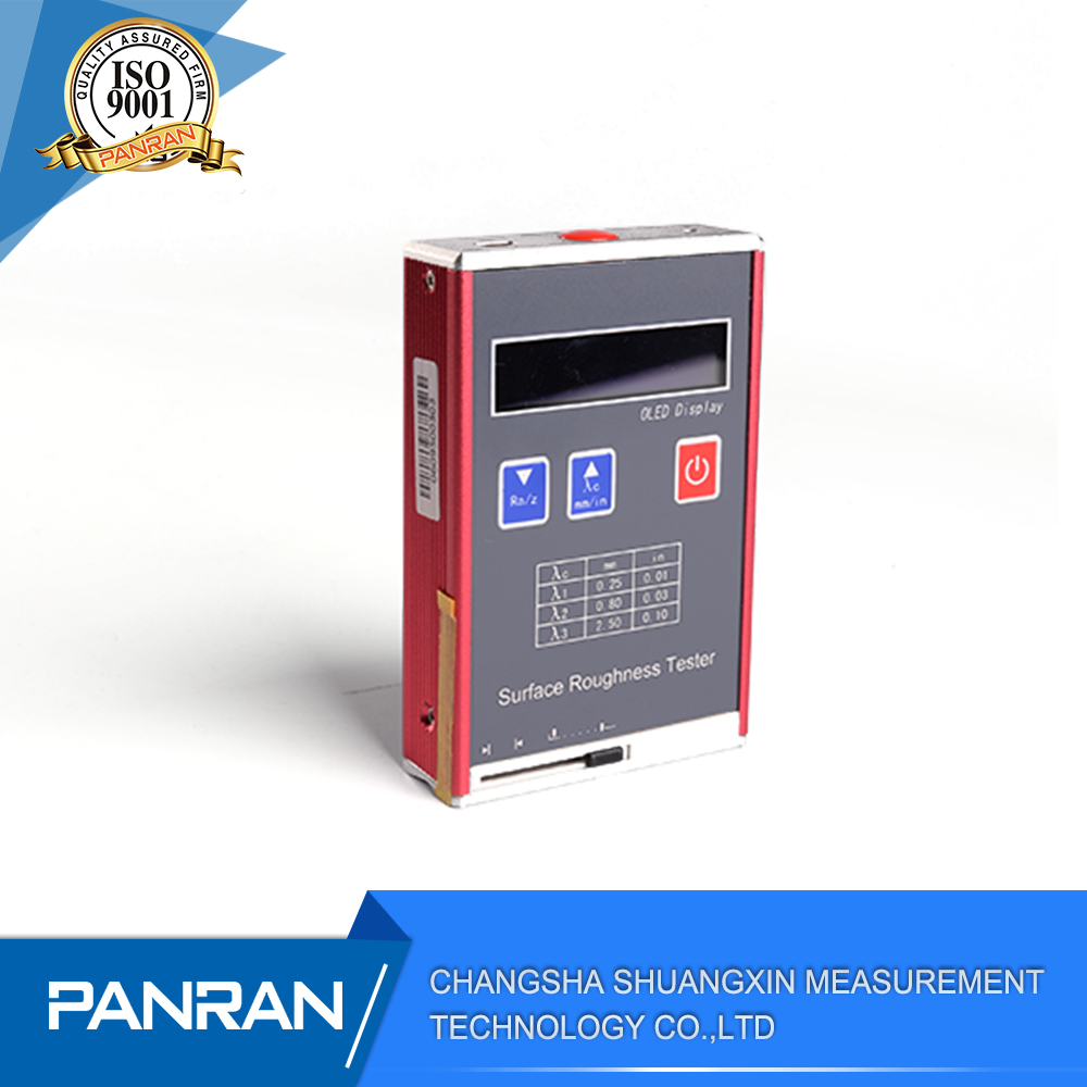 surface roughness tester with rechargeable li-battery