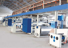 WJ SERIES AUTOMATIC 3/5 LAYER CORRUGATED CARDBOARD PRODUCTION LINE(1400-2200MM
