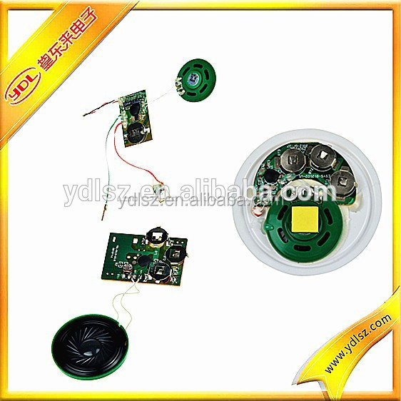 Led flashing chip/ led flshing module for greeting card/ toy and gift