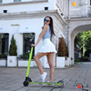 Factory professional manufacture aluminum alloy or carbon fiber 5 inches tyre 24V electric foldable kick scooter for adults