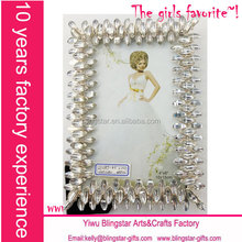 diamond bling picture frame