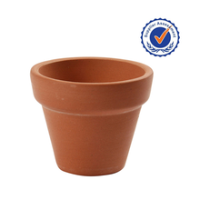 Terracotta handmade miniature ceramic wholesale clay garden flower pot