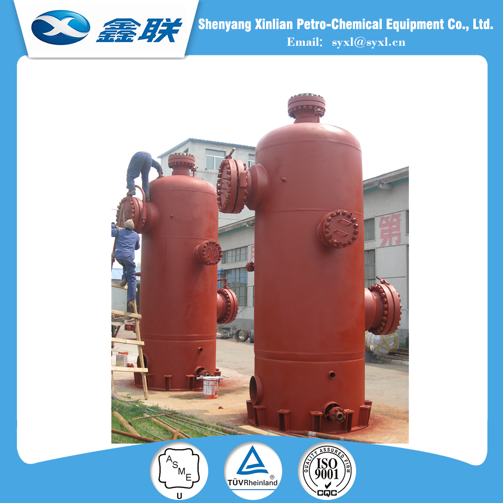 ASME U Stamp Best price gas liquid cyclone separator