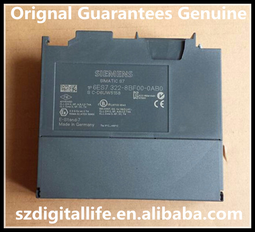 good price siemens simatic S7 SM322 6ES7 322-8BF00-0AB0