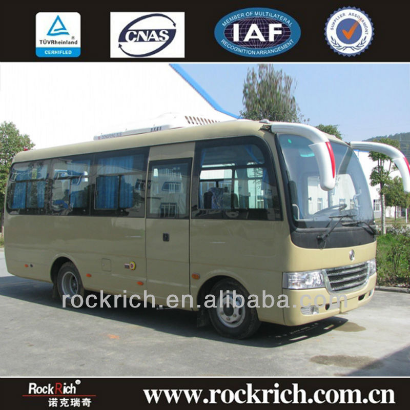 China Best Quality New Designe Dongfeng Coach Bus