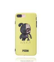 Puzoo i.Kugo Latest Design Smooth PC Mobile Phone Case for Apple phone cover